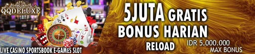 bonus besar judi online
